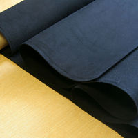 1 4MM Heavy Ultra Upholstery Microfiber Suede Faux Leather