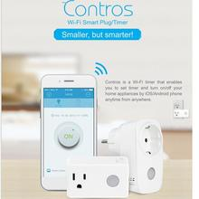 Broadlink WiFi Smart Socket SP3 Wireless Outlet Remote Control Timer EU US Standard Adapter Work for ALexa Google Home APP
