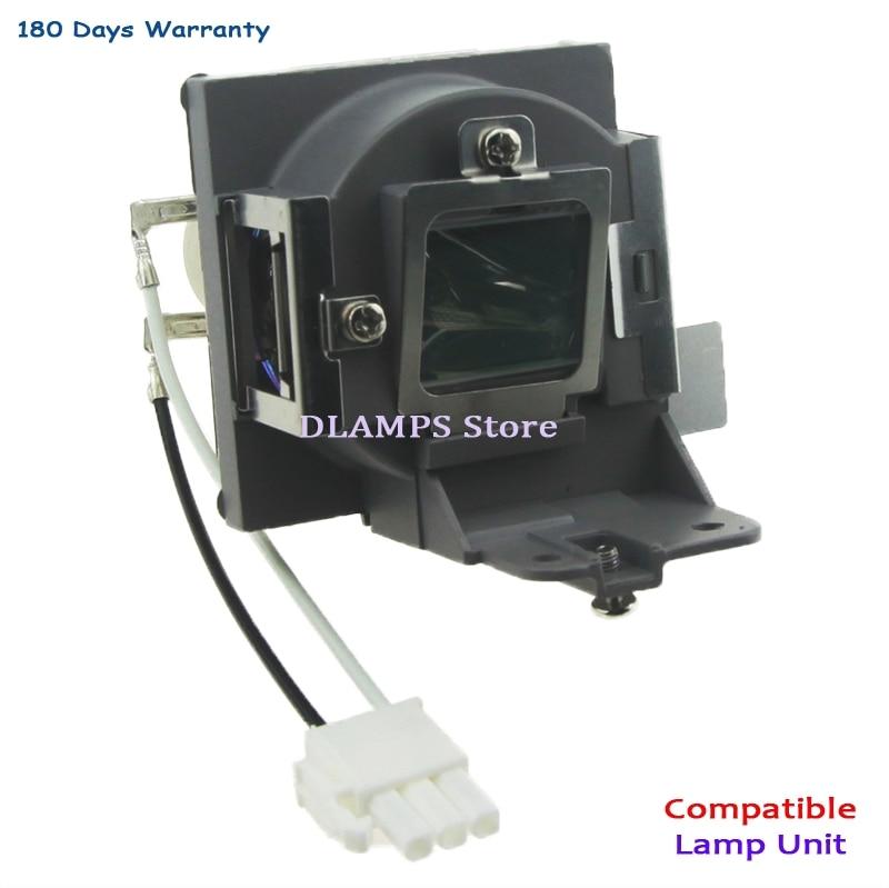 5J. JC205.001 Module De Lampe de Projecteur pour Benq MW3009 MW526 MW526A MW526H MW529 MW571 TW523P TW526 TW529 TW539