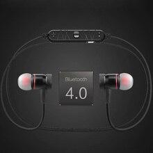 Awei Original Bluetooth Deporte Auricular de Moda En La Oreja Los Auriculares Estéreo Con Micrófono Auricular Portable Para el iphone Samsung HTC