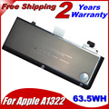 "JIGU Brand New Genuine A1322 A1278 Battery For APPLE MacBook Pro 13 "" MB991J/A MB991LL/A MB990J/A Laptop Free Shipping"