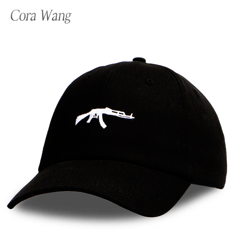top gun hat template - uzi gun baseball cap us fashion 2017 ak47 snapback hip hop