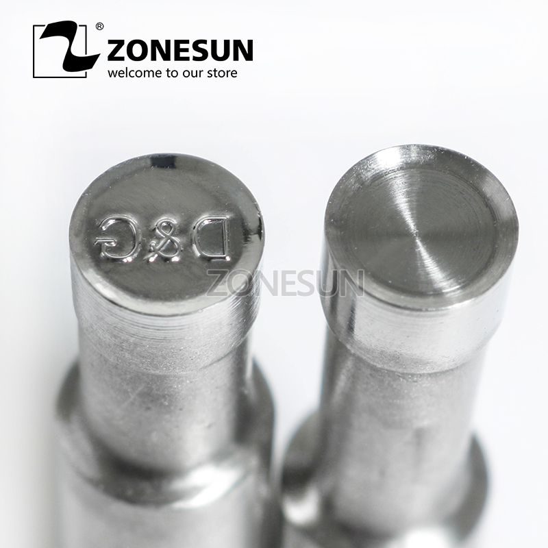 ZONESUN TDP0/1.5/3 Table S Press 3D Mold Candy Milk Punching Die Custom Logo For punch die Machine Free shipping цена