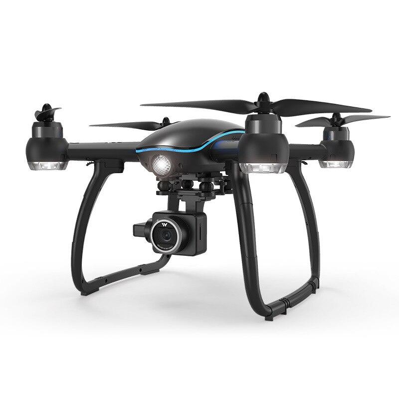 ATTOP hélicoptère rc Drone avec Caméra HD 1080 P WIFI FPV moteur sans balai 5G Drone selfie Professionnel Pliable quadrirotor