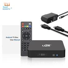 GOODTV Z Pro Smart TV Caja Androide 7.1 Amlogic S905X Octa Core 2 GB RAM 8 GB ROM 4 K Ultra HD 2.4G de Doble banda Wi-fi