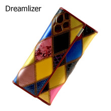Fashion Long Genuine Leather Women Wallets Multicolor Patchwork Hasp Classic Female Clutch Carteira Feminina Women Purse Wallet