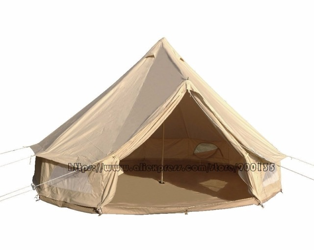 Australia Warehouse available and promotional price for Australia only Waterproof 3m Canvas Bell Tent Outdoor Gl&ing  sc 1 st  AliExpress.com & Australia Warehouse available and promotional price for Australia ...