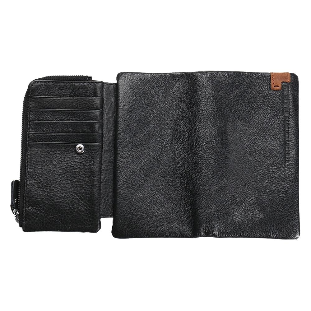 5) GUBINTU Long Designer Luxury Brand Cortex Men Wallet Mens Card Holder Money Purse Wallet bvp luxury brand weave plain top grain cowhide leather designer daily men long wallets purse money organizer j50