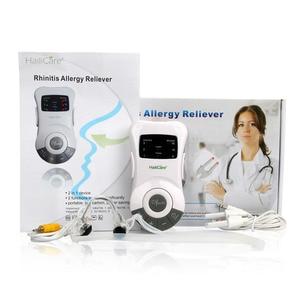 Image 5 - Rhinitis Allergie Reliever Lage Frequentie Puls Laser Allergische Rhinitis Sinusitis Relief Anti Snurken Neus Massager Therapie Apparaat