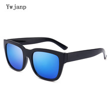 Ywjanp Polarized Sunglasses Men Brand Desing Classic Square Frame Sun glasses Male Driving Goggle Sports Glasses UV400 Gafas