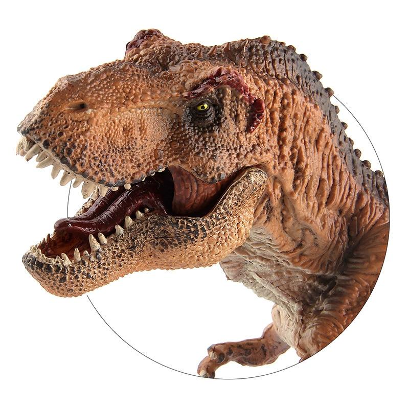 Jurassic Action figure Tyrannosaurus rex Model Toys Dinosaurs Model Kaiser Dragon 34*10*16 cm Dinosaurs Toy For Kids