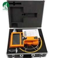 Ручной монитор 710 SCJ инспекции Камера с Управление коробка и 23 мм Камера глава 30 кабель 7 дюймов TFT Цвет монитор