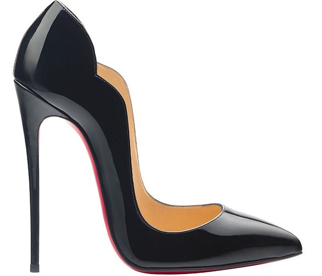 f75af858a97 Aliexpress.com : Buy 2018 summer women's pumps pointed toe vanished patent  leather brand designer high heels black red bottom shoes from Reliable red  ...