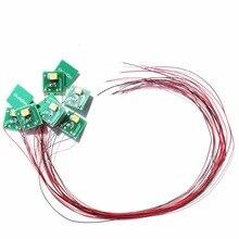 10 шт. Предварительно проводной теплый белый/холодный белый/красный SMD 3528 Светодиодный светильник 12V~ 18V 860025/860040/860041/LaisDcc бренд