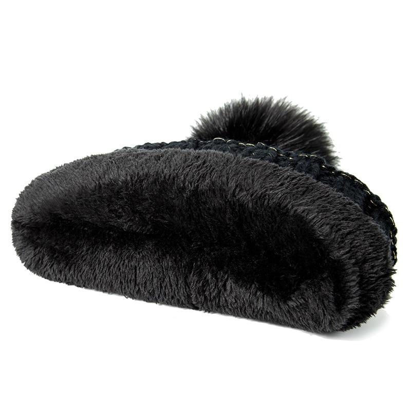 2 Pcs Pom Hat And Scarf Set