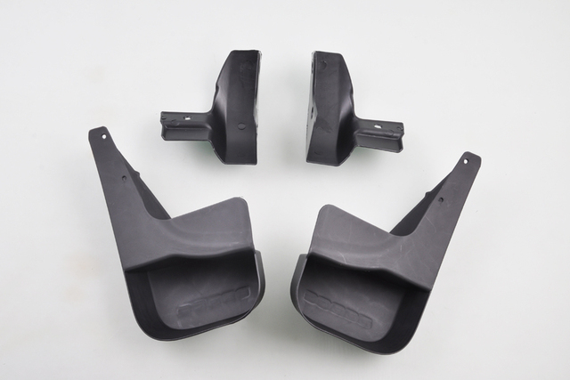 Hot Mudflaps Mud Flaps Splash Guard For Dodge Caliber 2007-2011 07 08 09 10 11 [QP963]