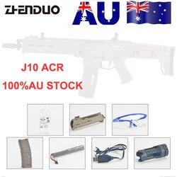 ZhenDuo Giocattoli Jinming 10 generazione ACR Pistola Giocattolo Palla Gel Blaster Acqua Proiettile Per Giochi All'aperto Per Bambini di Sport