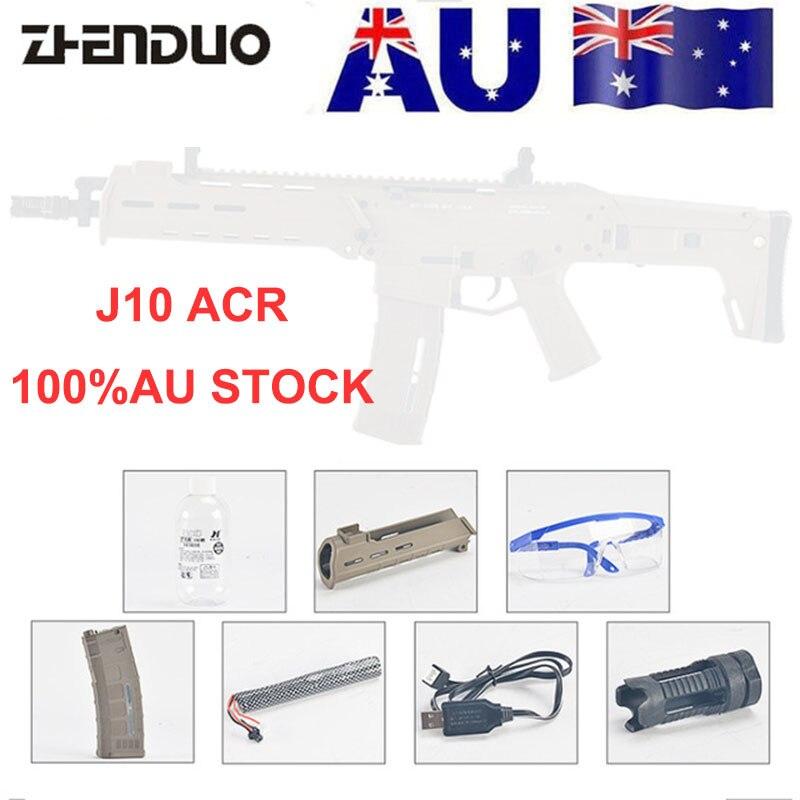ZhenDuo jouets Jinming 10 génération ACR pistolet jouet Gel balle Blaster eau balle pour enfants Sports de plein air