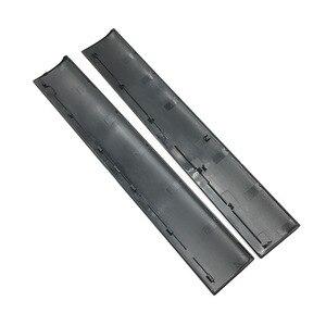 Image 5 - Czarny dysk twardy pokrywa dysku twardego dla konsoli PS3 4000 obudowa przednia obudowa lewego prawego panelu czołowego