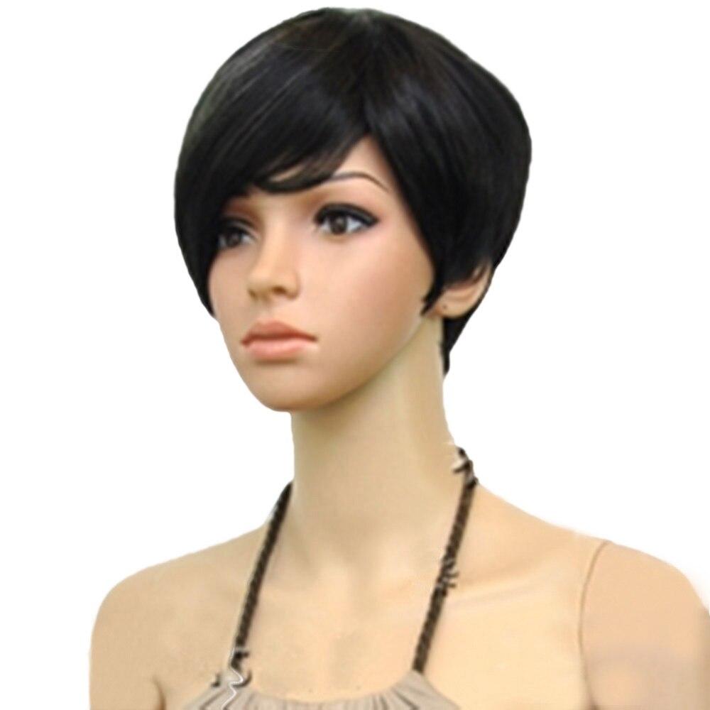 HAIRJOY 1B / 30/613 Μικτή Χρώμα Σύντομη - Συνθετικά μαλλιά - Φωτογραφία 3