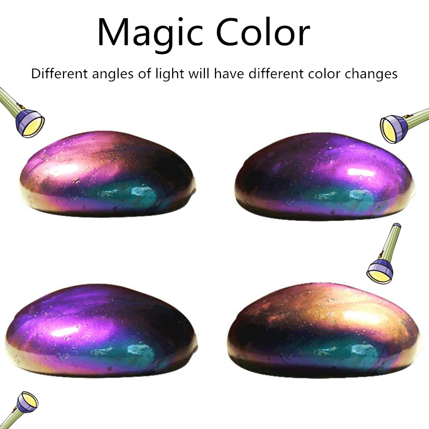 DIY Magic Color Slime Elastic Modeling Clay Galaxy Slime Supplies Bouncing Plasticine Playdough Education Novelty Creative Toys