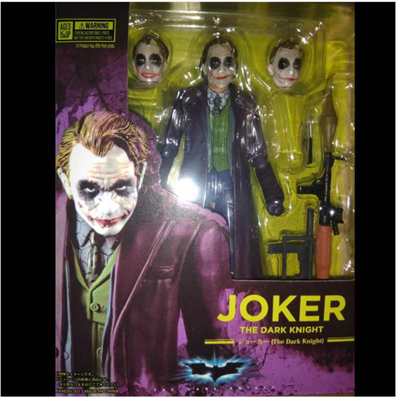 15 cm dc joker móveis articulações estatueta bonecas brinquedos pvc figura de ação coleção modelo brinquedo h526
