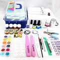 Manicure Set Nail Kit Nail Phototherapy Gel Nail Starter Kits Suit Terms Of Armor And a Full Suite Of Phototherapy Nail Tool A35