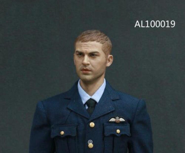 Alert Line AL100019 1//6 Scale WWII Royal Air Force Pilot Action Figure FULL SET