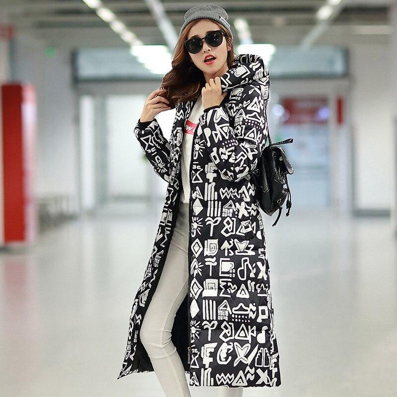 Uwback 2018 Нови зимни якета за жени с - Дамски дрехи - Снимка 6