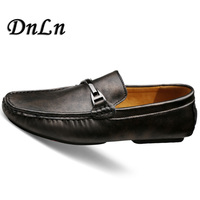 Size 37 45 Fashion Luxury Design Men LoafersShoes Trend Men Driving Shoes Brand Female Casual Flat