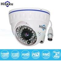 Freeshipping AHD Camera AHD 1080P Family Mini Dome Security Analog Camera Indoor IR CUT Night Vision