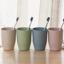 1 шт. Экологичные креативные толстые круглые стаканчики для воды, держатель для зубных щеток, ПП стаканчик для промывки, кружка для мытья зубов, наборы для ванной комнаты# F