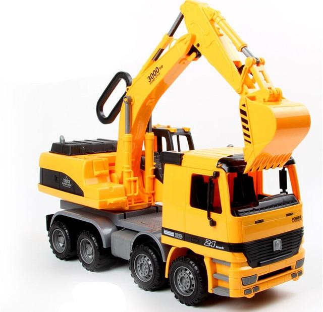 envo gratis tamao grande simulataion excavadora modelo juguetes de los nios miniatura novedad regalo de