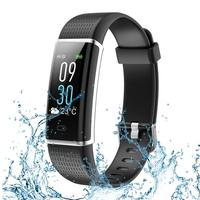 Heart rate detection Blood pressure Monitoring Waterproof Smart Digital Watches Health Care Wrist Bluetooth Touch Screen Z3