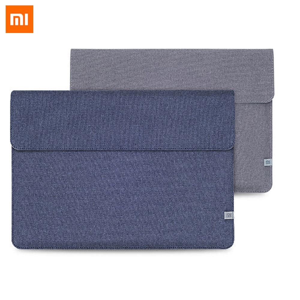Original Xiaomi Air 13.3 Laptop Sleeve Envelope Bag Fiber Case for Macbook Air 11 12 inch Xiaomi Notebook Air 12.5