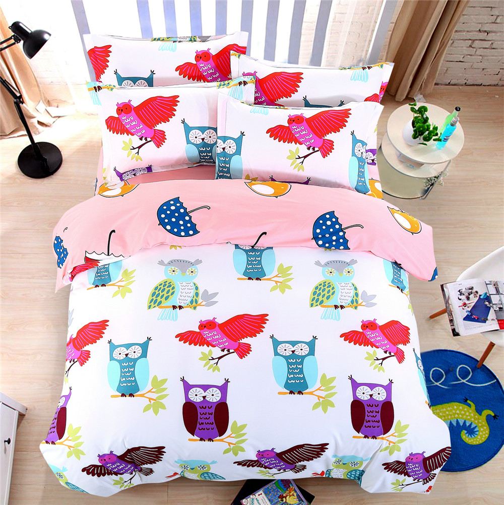 Popular Bright Color forter Sets Buy Cheap Bright Color