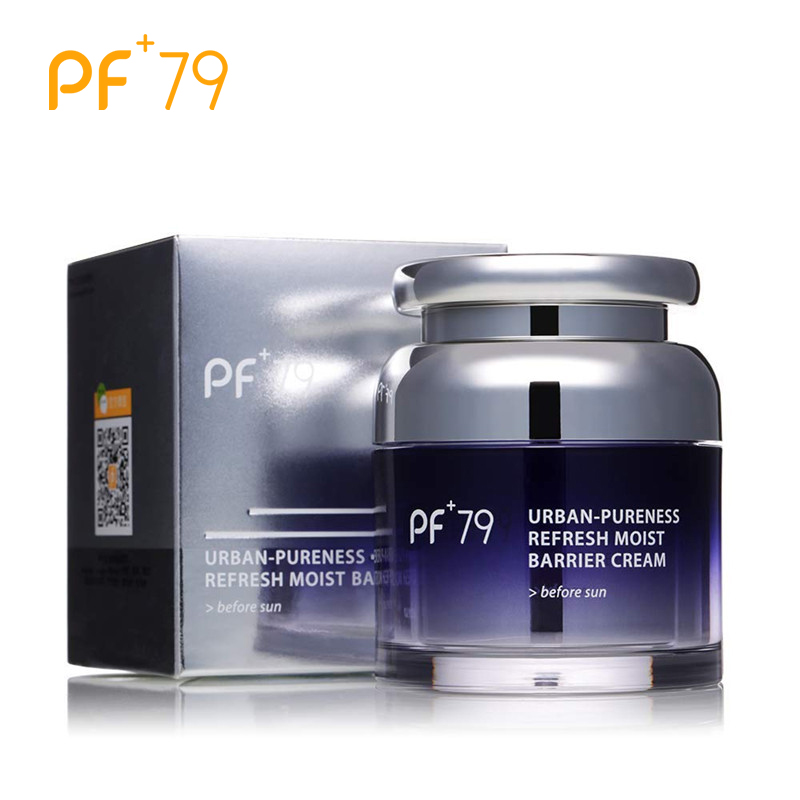 PF79 50g Moist Soothing Cream Urban Pureness Refresh Repair Cream for Dry & Combination Skin Face Care Creams image