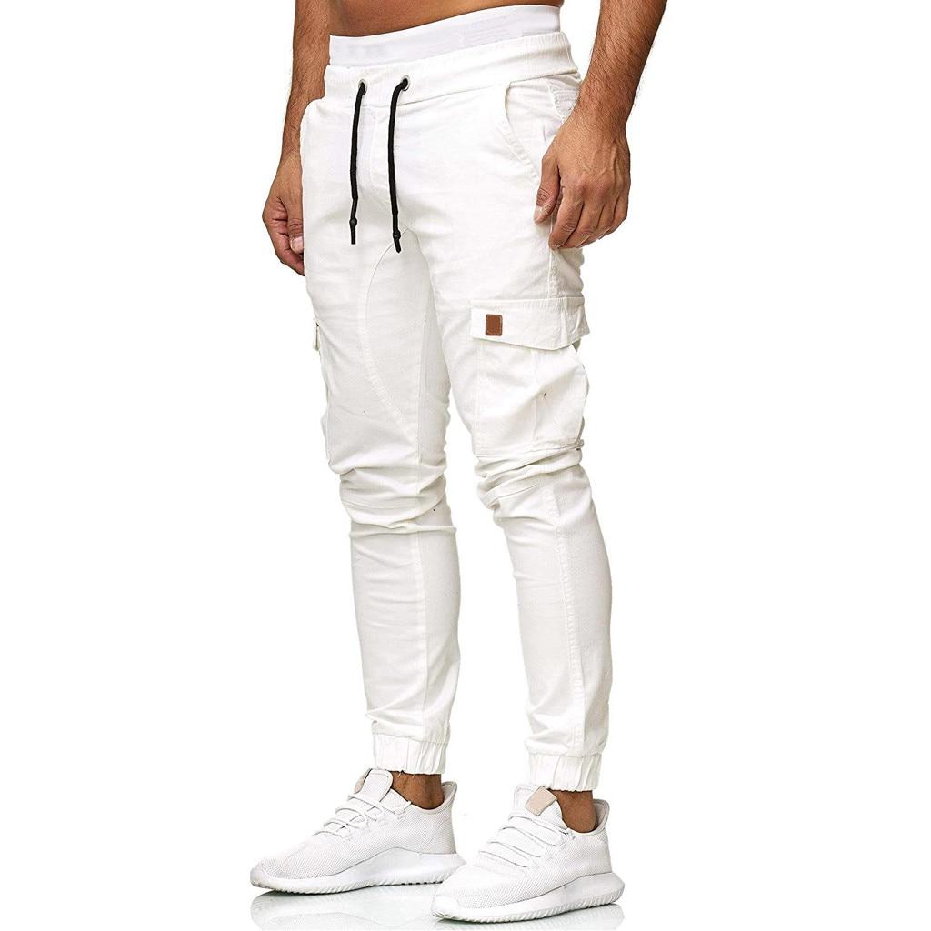 Uomo Pantaloncini Baggy Pantaloni Tuta Sport Hip-hop Loose Grande Dimensione