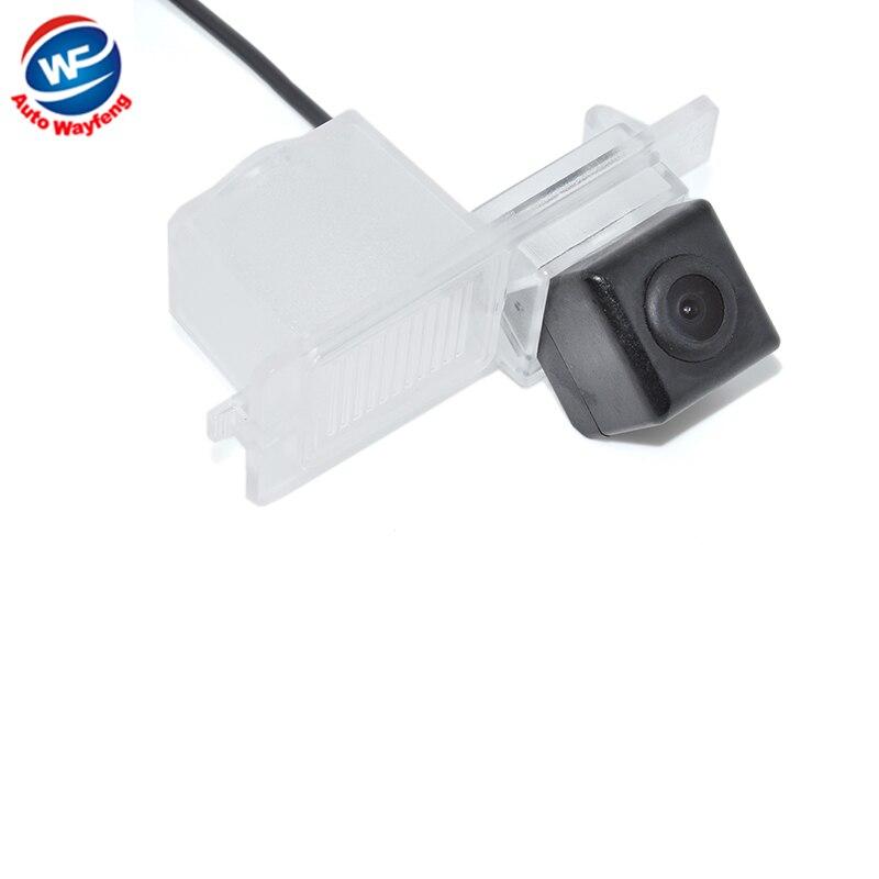 Free shipping HD waterproof backup reverse parking car rear view camera for SsangYong Kyron Rexton II