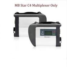 2016 de Alta Calidad de Chip Completo MB ESTRELLA C4 SD CONECTA EL Diagnóstico herramienta con WIFI SD C4 Unidad Principal Estrella C4 XENTRY DHL envío
