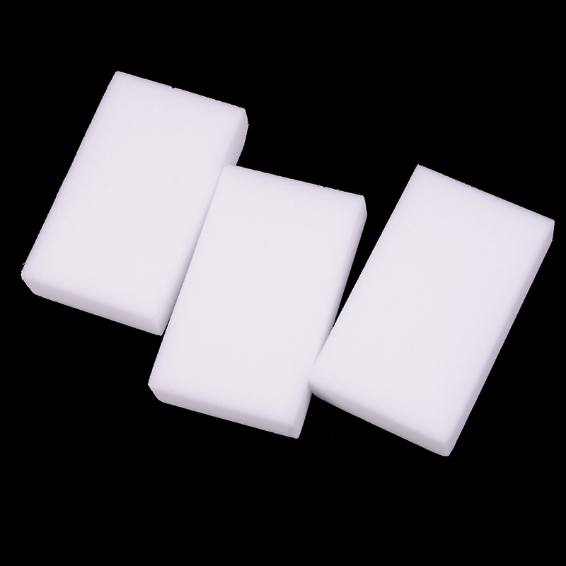 Rational 10pcs/lot Multi-functional 10x6x2cm White Magic Sponge Eraser Cleaner Kitchen Bathroom Cleaning Tools Sponge Quell Summer Thirst Sponges & Scouring Pads
