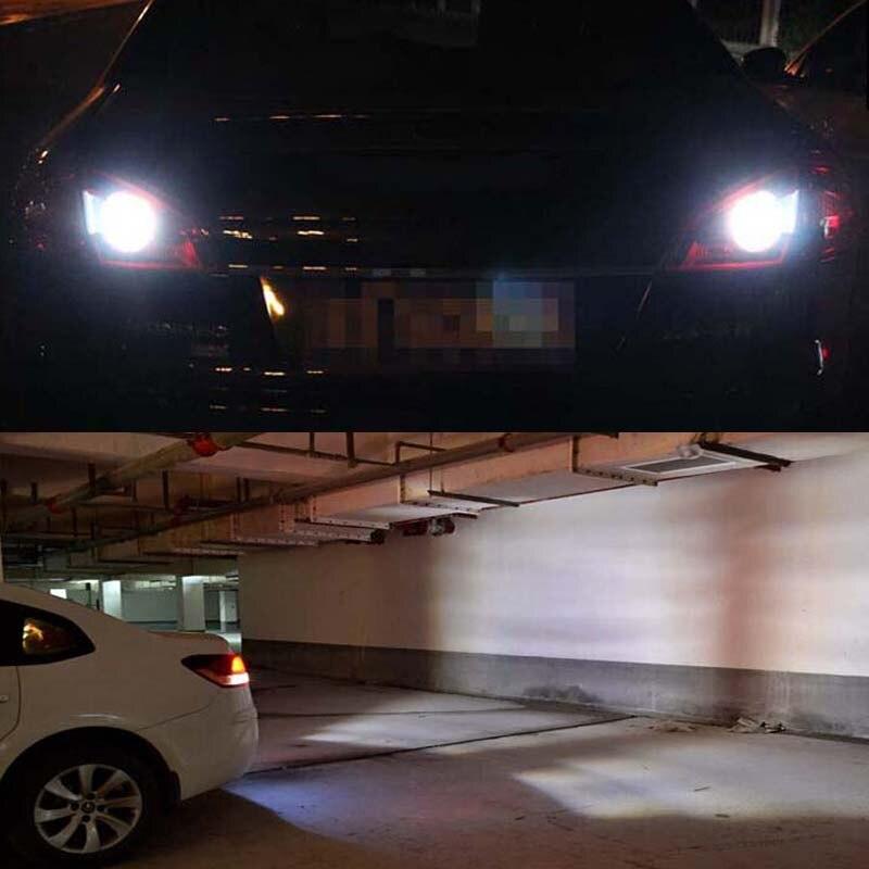 BOAOSI til Skoda BMW volvo VW jetta Passat B1 B2 B4 B3 B5 B6 1156 LED - Billygter - Foto 4