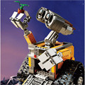 687 Unids 2016 Nueva Lepin 16003 Idea Robot WALL E Set Kits de Construcción Ladrillos Bloques Juguetes Para Niños 21303