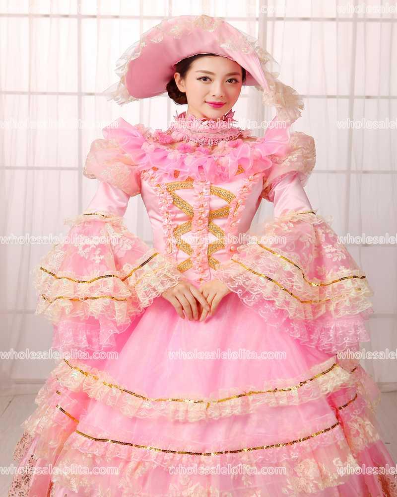Famoso Los Patrones De Vestido De Novia De Estilo Victoriano Friso ...