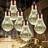 Crystal Led Lamp Chandelier Modern Kitchen Lamparas De Techo Home Lighting For Dining Room AC220V Suspension