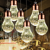 Crystal Led Lamp Chandelier Modern Kitchen Lamparas De Techo Home Lighting For Dining Room AC220V Suspension