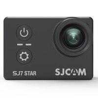 100 Original SJCAM SJ7 STAR Wifi 4k 2 Touch Screen Ambarella A12S75 30M Underwater Waterproof Sports