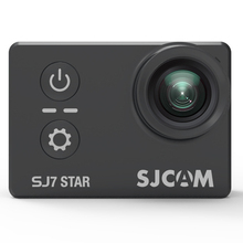 "100% Original SJCAM SJ7 STAR Wifi 4k 2"" Touch Screen Ambarella A12S75 30M Underwater Waterproof Sports Action Mini Camera"