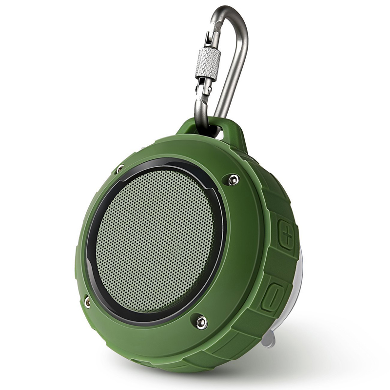 Wireless Subwoofer Bluetooth Speaker Column Handsfree Micro SD USB MP3 Player With Microphone