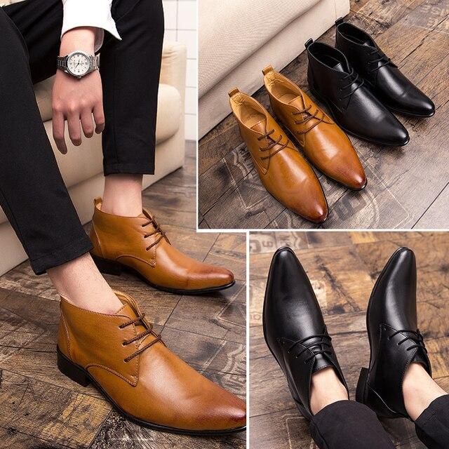2018 Mannen Schoenen luxe Merk Braid Leather Casual Driving Oxfords Schoenen Mannen Loafers Mocassins Italiaanse Schoenen voor Mannen Flats
